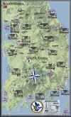 101-South-Korea Quick Reference Map (BMS 4.33)